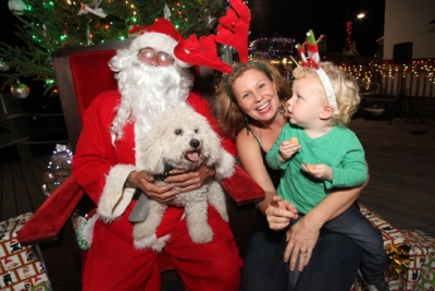 Pet Pictures with Santa this Friday